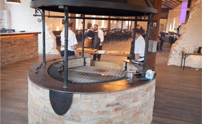 Smedens BBQs grill